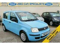 2011 11 FIAT PANDA 1.2 ACTIVE * 5 DOOR * BABY BLUE * IDEAL FIRST / FAMILY CAR *