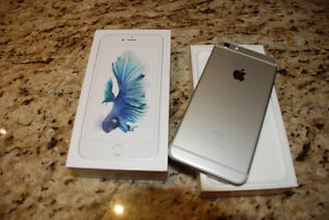 iPhone 6s in very good condidtion (Telus)