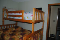 Twin over Double Bunk