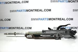 E46 steering column assembly