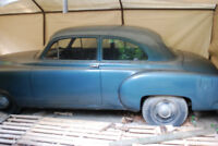 1951 Chevy  Project Car