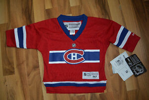 Chandail Hockey Canadian Shirt baby 24 months