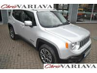 2015 Jeep Renegade M-JET LIMITED ** TWO TONE ALLOY WHEELS ** Diesel grey Manual