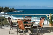 ABSOLUTE BEACHFRONT, FURNISHED,PRIVATE ROOFTOP & OCEAN VIEWS ! Kings Beach Caloundra Area Preview