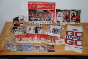 HABS/NHL COLLECTIBLES