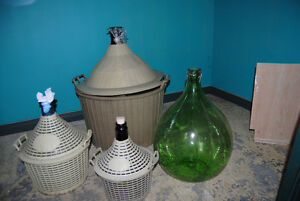 Wine Making Containers
