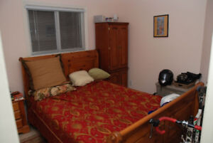 rent negotiable, great south Vancouver location, own W/D, May 1