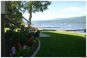 SHUSWAP LAKE WATERFRONT
