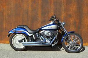 2007 FXSTDI SOFTAIL DEUCE Cannington Canning Area Preview