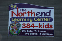 Spots available-Northend Learning Center
