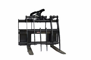 Jenkins HEAVY DUTY Pallet Forks Grapple Skidsteer Attachment Kitchener / Waterloo Kitchener Area image 2