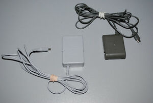 Nintendo DS Lite and DSi, DSi XL, 3DS, 3DS XL Chargers