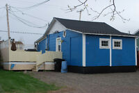Parlee Beach Shediac,3 bedroom cottage ,July 11-18 last week