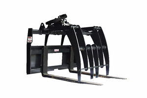 Jenkins HEAVY DUTY Pallet Forks Grapple Skidsteer Attachment Kitchener / Waterloo Kitchener Area image 3