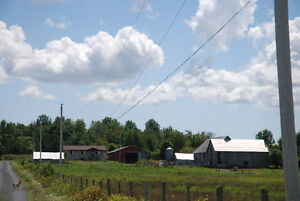 Farm With Passive Income For Sale Eastern Ontario