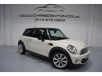 2012/62 MINI 1.6TD ( CHILI ) COOPER D, DEMO + 1 OWNER, FULL MINI DEALER HISTORY
