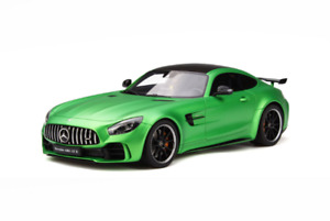 GT Spirit Mercedes Benz AMG GTR in Green Hell Magno  1/18