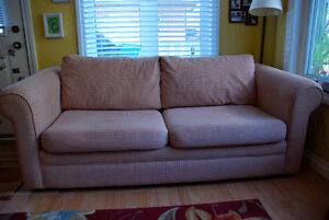 Pull-out couch Peterborough Peterborough Area image 1
