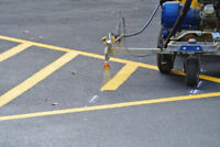 Parking Lot Striping in Ontario