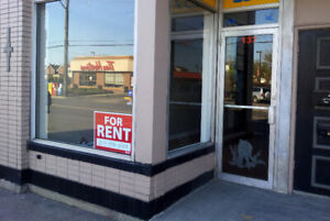 Commercial space for retail or office for rent - April