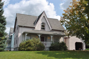 Prince Edward County - Available Nov 1 or sooner