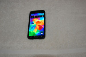Samsung Galaxy S5 Cell Phone