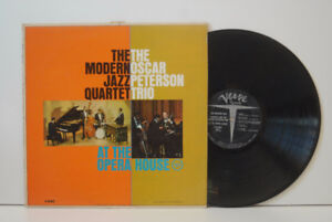 1962  VINYL RECORD - Oscar Peterson Trio