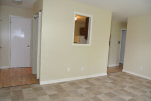 Bright and spacious two bedroom apartment! Ready for November!