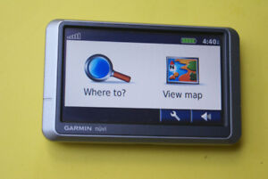 Garmin Nuvi GPS in a Box with real time Traffic Updates