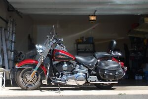 HD Softail Heritage Classic FL - PRICE REDUCED