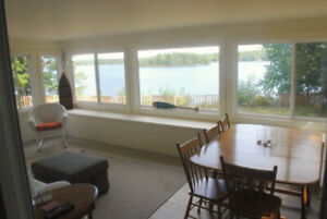 LABOUR DAY * 1hr40mins from Halifax * Large lakefront cottage