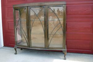 Cabinet - Antique Curio