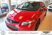 Honda Civic Coupe LX Sport Edition 2012 $121/MOIS