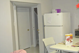 FURNISHED ONE BEDROOM BASEMENT APARTMENT