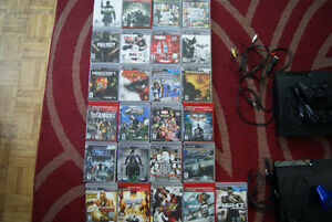 Two PS3 three controllers and 25 games West Island Greater Montréal image 6