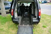 HANDICAP ADAPTED 2010 Dodge Grand Caravan SE Minivan, Van