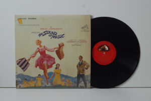 1965 VINYL RECORD - The Sound of Music
