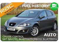 2012 Seat Leon 1.6TDI CR DSG SE Copa |SAT NAV|CRUISE|BLUETOOTH MEDIA|