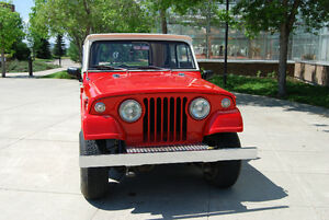 1968 Kaiser Jeepster Commando Wagon