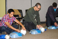 First Aid/CPR course starts Saturday!