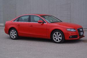 2011 Audi A4 Premium Sedan