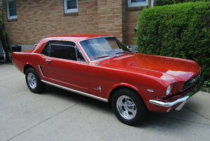 65 Mustang For Sale