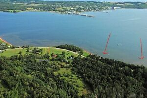 "Rare Waterfront Acerage for ""Dream Home"""