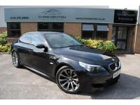 2006 BMW M5 5.0 V10 SMG, FULL BMW DEALER SERVICE HISTORY, ONLY 2 OWNERS