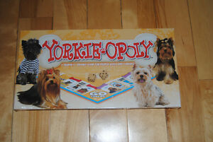 Yorkieopoly- Brand New, Still in Packaging