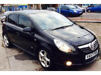 2008/57 VAUXHALL CORSA 1.7 CDTI SRI IMMACULATE CONDITION