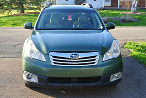 2010 SUBARU OUTBACK 3.6R LEATHER SUV REDUCED $1000