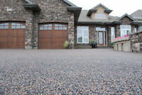 Wow! From Only $6 per sq ft Rubber Driveway Resurfacing