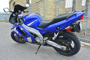 Yamaha YZF600R Thundercat - $3200 (possible trade for DRZ400)