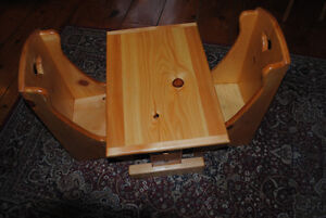 Wooden Child's Table and Chair Set Peterborough Peterborough Area image 2
